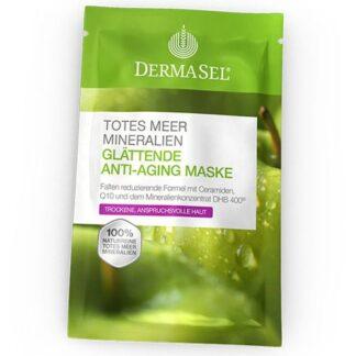 DERMASEL® EXKLUSIV Totes Meer Masque Anti Aging