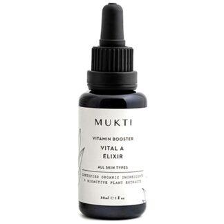 Mukti Organics Serum & Kur Mukti Organics Serum & Kur Vital A Elixir 30.0 ml