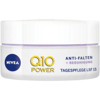 NIVEA Q10 Power Anti-Rides + Apaisant Soin de Jour SPF 15