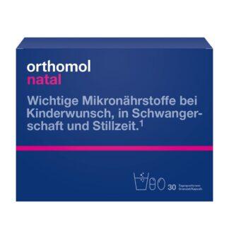 Orthomol Natal Granulat/Kapseln