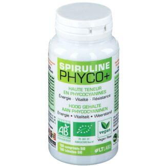 Spiruline Phyco+ 500mg Bio