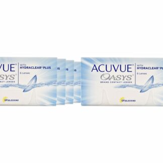 Acuvue Oasys 8 x 6 Zwei-Wochenlinsen