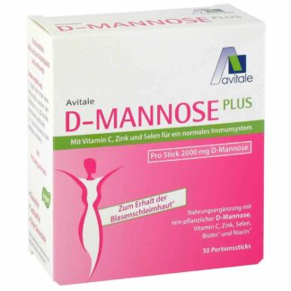 Avitale D-Mannose Plus 2.000 mg