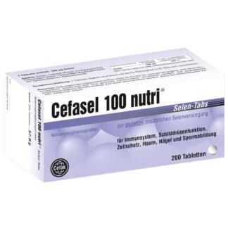 Cefasel 100 nutri® Selen-Tabs