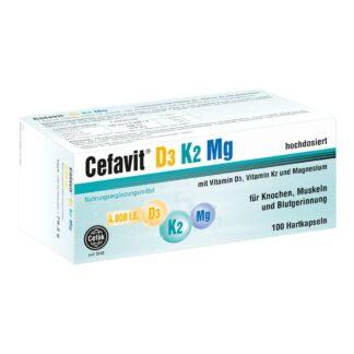 Cefavit® D3 K2 Mg 4.000