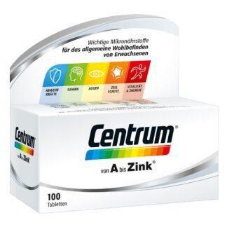 Centrum A-Zink