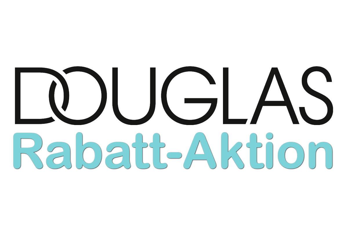 Douglas-Rabatt-Aktion