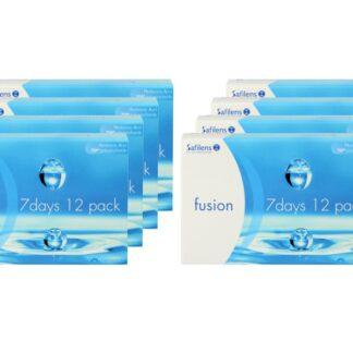 Fusion 7 Days 8 x 12 Wochenlinsen