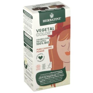 HERBATINT® VEGETAL COLOR® Pure Caramel Power