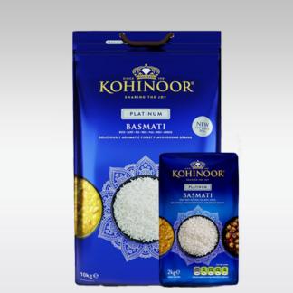 Kohinoor Platinum Basmati Rice 10 Kg