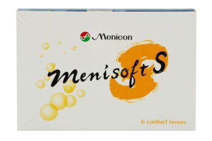 Menisoft S 6 Zwei-Wochenlinsen