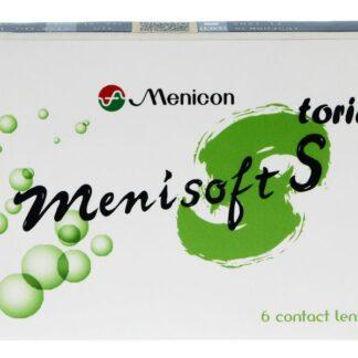 Menisoft S toric 6 Zwei-Wochenlinsen