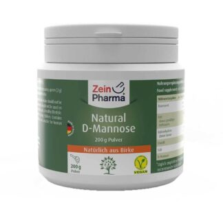 Natural D Mannose Poudre ZeinPharma