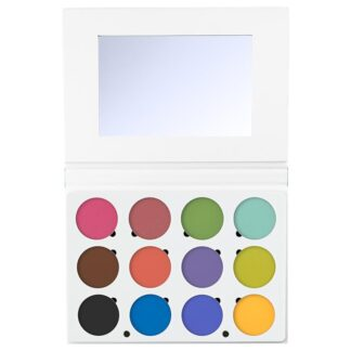 Ofra Cosmetics Augen-Make-Up Ofra Cosmetics Augen-Make-Up Professional Eyeshadow Palette Bright Addiction 48.0 g