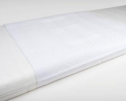 ActivePro Inkontinenz Bettschutzunterlage mit Einsteckstreifen
