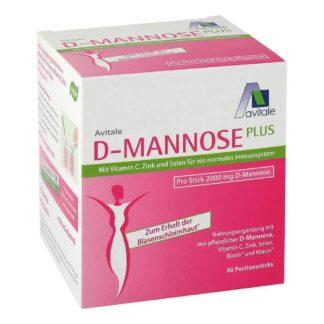Avitale D-Mannose Plus 2000 mg