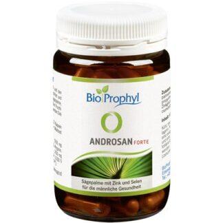 BioProphyl Androsan Forte 60 pflanzliche Kapseln mit Sägepalme, Ginseng, L-Arginin und Maca