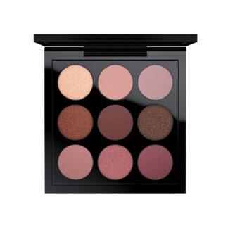 Mac Cosmetics - Eye Shadow x 9: Burgundy Times Nine