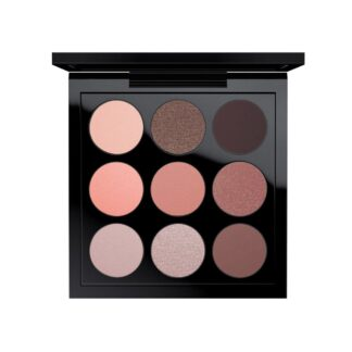 Mac Cosmetics - Eye Shadow x 9: Dusky Rose Times Nine