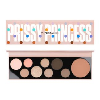 Mac Cosmetics - Personality Palettes / Prissy Princess - Prissy Princess