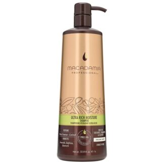 Macadamia Shampoo Macadamia Shampoo Ultra Rich Moisture Shampoo 1000.0 ml