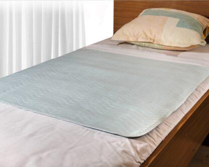MedLogics Inkontinenz Bettschutzunterlage ohne Seitenteile