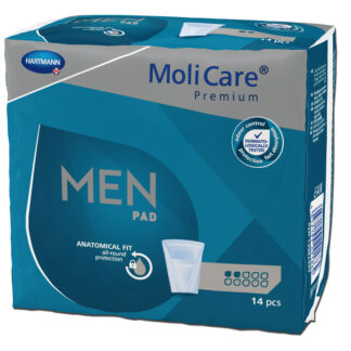 MoliCare Premium MEN PAD 2 Tropfen (MoliMed for men active)