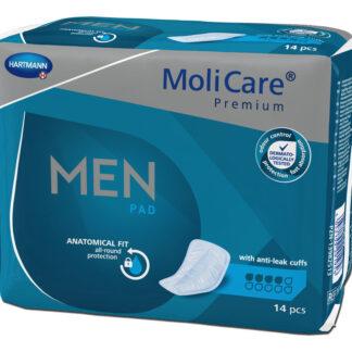 MoliCare Premium MEN PAD 4 Tropfen (MoliMed for men protect)
