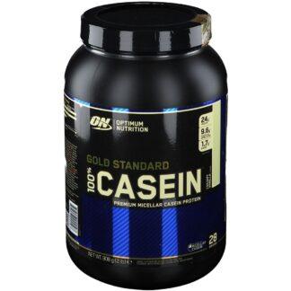 Optimum Nutrition 100 % Casein, Creamy Vanilla, Pulver