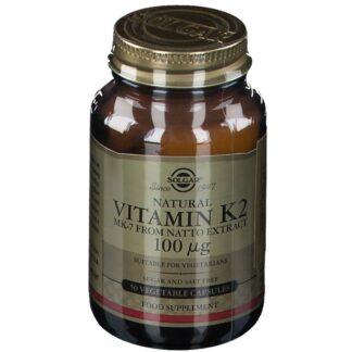 Solgar® Vitamin K2 100 μg