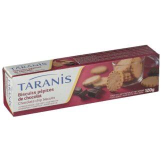 Taranis Biscuits sablés pépites de chocolat