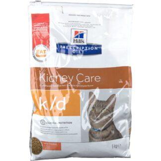 Hill's Prescription Diet™ k/d Huhn Katzenfutter