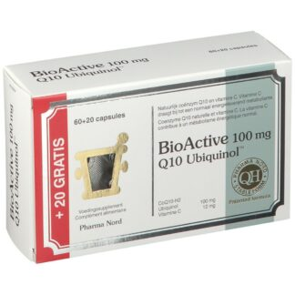 Pharma Nord BioActive 100 mg Q10 Ubiquinol™