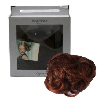 Balmain Clip in Blum Memory Hair warm caramel Elegance