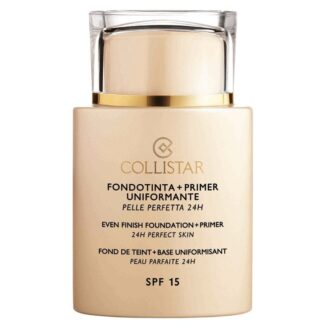 Collistar Foundation Collistar Foundation Even Finish Foundation + Primer foundation 35.0 ml