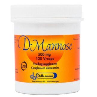 Deba D-Mannose 500Mg V-Caps