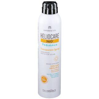 Heliocare 360° Pädiatrie Transparentes Spray SPF50++