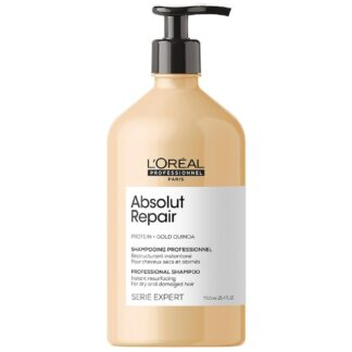 L'OrÉal Professionnel Absolut Repair L'OrÉal Professionnel Absolut Repair Serie Expert Absolut Repair Shampoo 750.0 ml