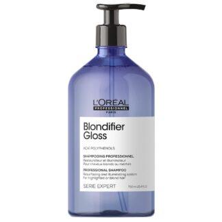 L'OrÉal Professionnel Blondifier L'OrÉal Professionnel Blondifier Serie Expert Blondifier Shampoo Gloss 750.0 ml