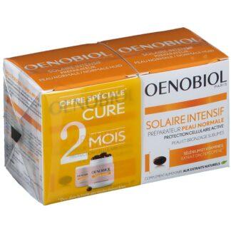 OENOBIOL® SOLAIRE INTENSIF® für normale Haut Kapseln
