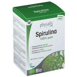 Physalis® Spirulina Bio