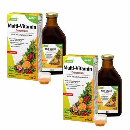 Salus® Multivitamin Energetikum Familienpackung