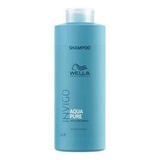 Wella Professionals Balance Wella Professionals Balance Aqua Pure Purifying Shampoo haarshampoo 1000.0 ml