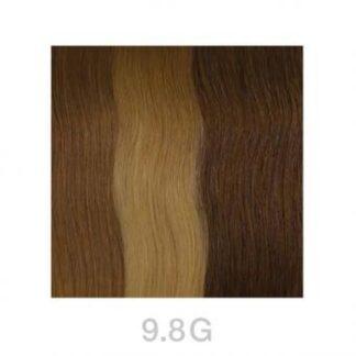 Balmain Tapeextensions 25cm 9.8G Very Light Gold Blond 2 Stk.