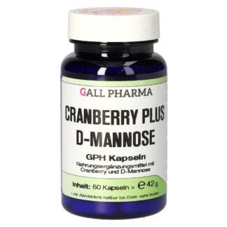 CRANBERRY PLUS MANNOSE