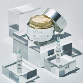 Ceramide Ampoule + Ultimate Repair Cream