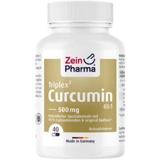 Curcumine capsules Triplex3 ZeinPharma
