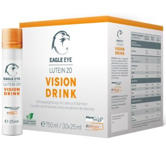 EAGLE EYE Lutein 20 Vision Drink