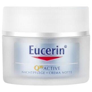 Eucerin Nachtpflege Eucerin Nachtpflege Q10 Active gesichtscreme 50.0 ml