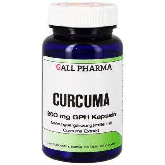 GALL PHARMA Curcuma 200 mg GPH capsules